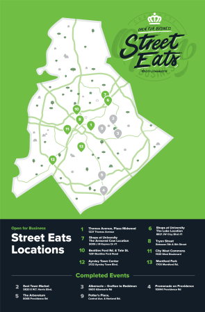 Which StreetEats location did you visit?